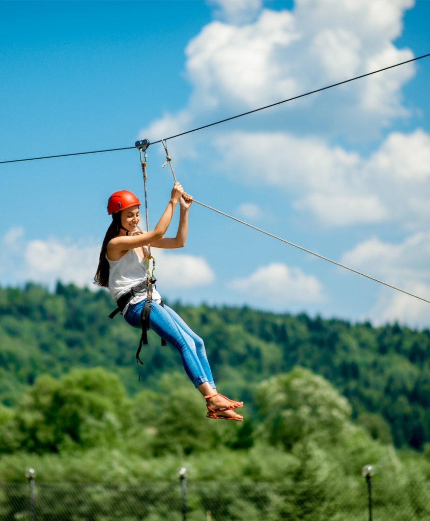Zip Lines About